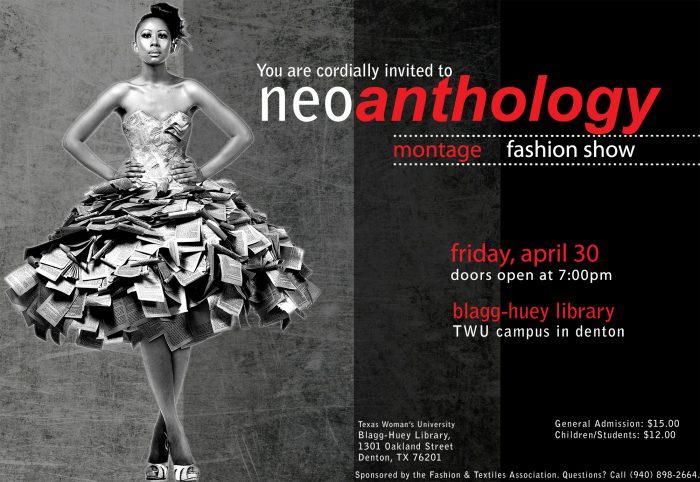 neoanthology - fashion show